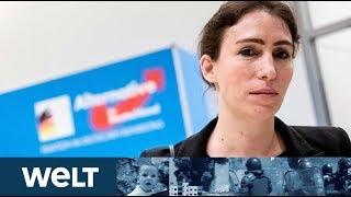 HOCHSPANNUNG IM BUNDESTAG: AfD stellt Harder-Kühnel zum dritten Mal zur Wahl