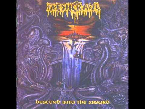 Fleshcrawl - Phrenetic Tendencies