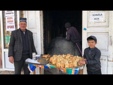 Вкуснее самсы-Самаркандская барака!