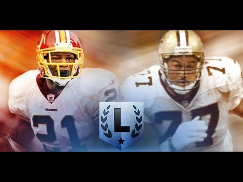 Sean Taylor and Wilile Roaf! LEGENDS PACK BUNDLE! | Madden 16 Ultimate Team Pack Opening | MUT 16