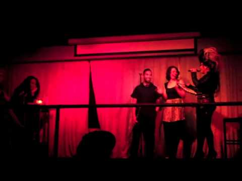 "M.E.H. Karaoke Idol @ Splash Bar NYC ""Don't Stop Believing"" & ""Summer Nights"""