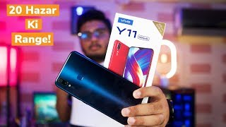 Vivo Y11 2019 Unboxing | 5000mAh Battery!