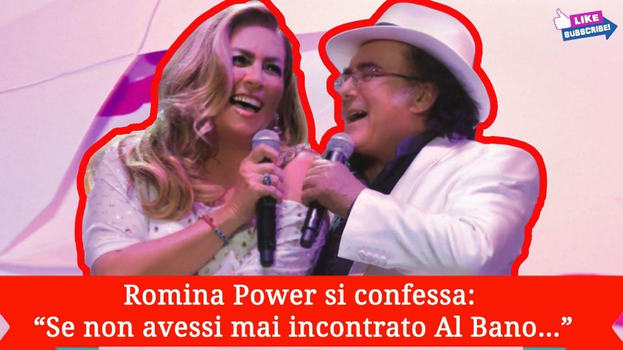 """Romina Power si confessa:  """"Se non avessi mai incontrato Al Bano…"""""""