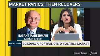 Basant Maheshwari: Not The Time To Get Adventurous In The Markets