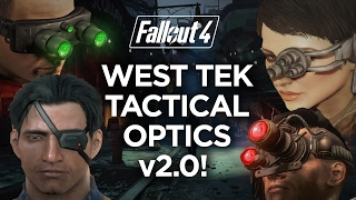 West Tek Tactical Optics 2.0 Update