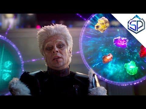 Кто создал Камни Бесконечности в киновселенной Марвел?