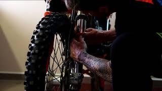 #4 Čištění tlumičů - Údržba motocyklu