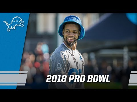 Darius Slay Wired For Sound: 2018 NFL Pro Bowl Day 1