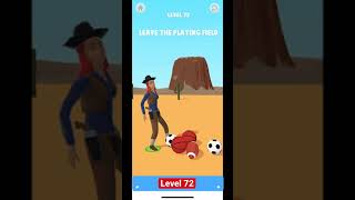 Fail Run - Funny Gameplay Level 72 (Android, iOS) All Levels