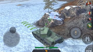World Of Tanks Blitz - Chi-Ri Gameplay + PC Build