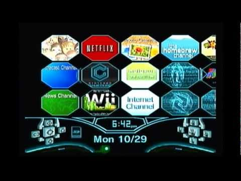 Possible for color-changing Wii Menu screen? | GBAtemp net