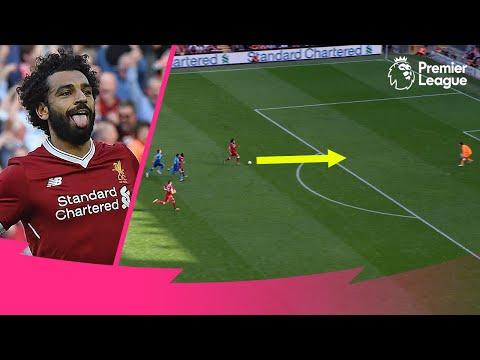 Fast As Lightning Counter-attacks | Premier League | Salah, Aguero, Martial