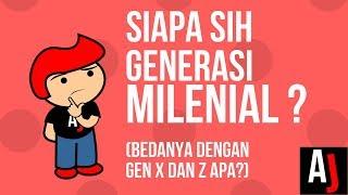 Siapa sih yang disebut Generasi Milenial ? (Jenis Generasi, Baby Boomers, Gen X, Gen Y, Xennial,, Z)