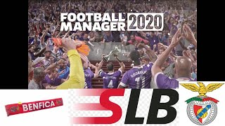 Let's Play Football Manager 2020 /PT /BR/ Benfica 011
