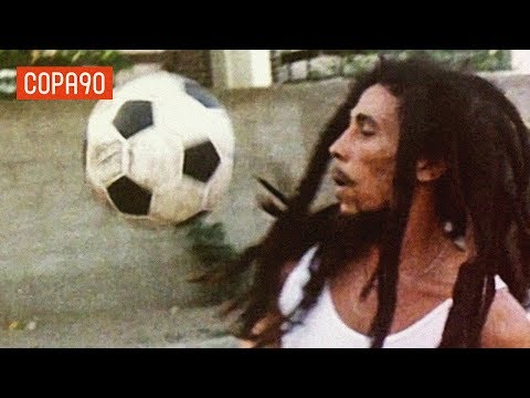 Watch 'Bob Marley And The Beautiful Game': A Short Film Exploring The Reggae Icon's Love Of Football