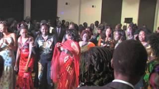 South Sudanese music by Panchol Deng Ajang in Calgary 2013 part 4