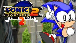 SRB2 Mods | Sonic Adventure 2 Battle Wad (All Sonic Levels)