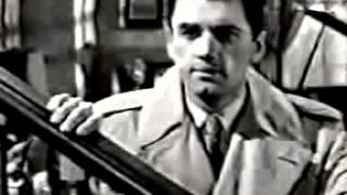THE STRANGE INTRUDER (PT-1) Edmund Purdom Ida Lupino. 9-2-1956
