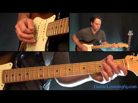 Wheel in the Sky Guitar Lesson - Journey - Chords/Rhythms