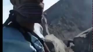 Crazy Guy Climbs Active Volcano 2018 thumbnail
