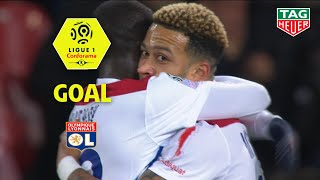 Goal Memphis DEPAY (73') / EA Guingamp - Olympique Lyonnais (2-4) (EAG-OL) / 2018-19