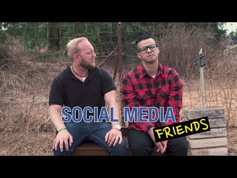 Social Media Friends | David Lopez