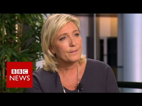 """Marine Le Pen: Brexit """"most Important Event Since The Fall Of The Berlin Wall""""  - BBC News"""