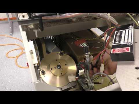 PWJ42 - Medical laser system teardown