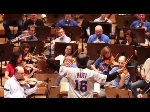 Take Me Out to the Ballgame - Chicago Symphony Orchestra