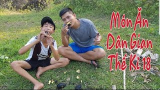 Béo Gầy TV | Ẩm Thực Dân Gian . Khoai Lang Việt Nam Thế Kỷ 18 | Folk Cuisine.  Sweet Potato Vietnam