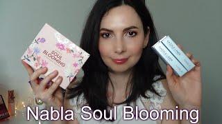 *Soul Blooming* Nabla 🌺 Swatch e Comparazioni + Nuovi Dazzle Liner | chiore83