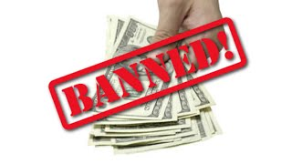 "Bankers Propose Banning Cash - ""Make Cash Illegal"" to Usher in Cashless Society & Digital Currency"