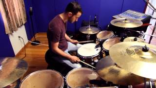 No Longer Slaves (Live) - Bethel Music (Drum Cover)