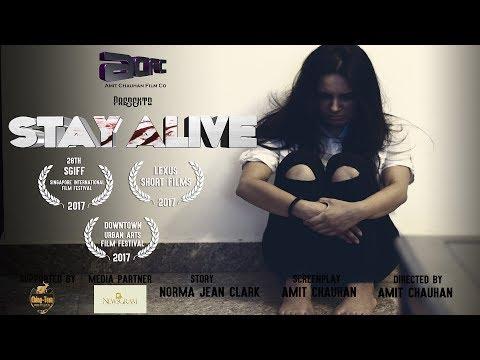 Stay Alive – Acclaimed Short Silent Film | Depression & Suicide Awareness | Shweta Sharma | 2017