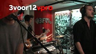 Bazart speelt live bij 3voor12 radio