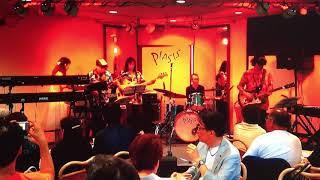 2018年7月21日(土) 芝浦ピアシスにて キーボード Yuriko バンド デイ ...