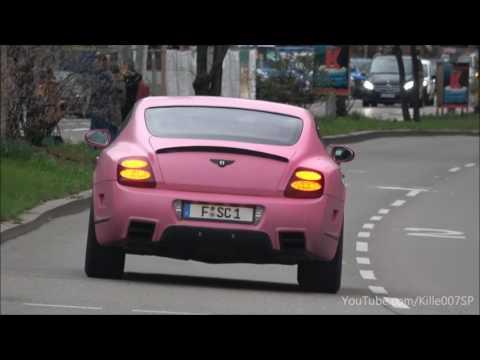Carspotting in Stuttgart 1080p