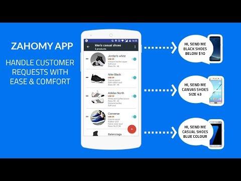 zahomy catalogue maker for whatsapp aplikacije na google playu