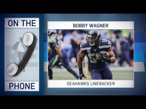 Seahawks LB Bobby Wagner Talks 2018 Outlook & More w/Rich Eisen | Full Interview | 8/16/18