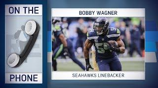 Seahawks LB Bobby Wagner Talks 2018 Outlook & More w/Rich Eisen   Full Interview   8/16/18