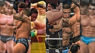 WWE 2K17 - Randy Orton RKO Evolution! ( Smackdown vs RAW to WWE 2K17 )