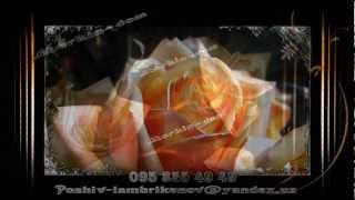 цветы из ткани своими руками.(роза лепестковая).