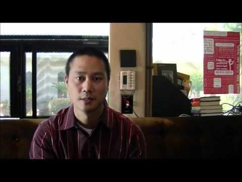 Zappo's CEO Tony Hsieh Interview