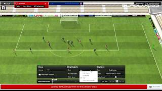 Football Manager 2011 PC Gameplay HD