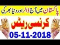 Pakistan Today US Dollar And Gold Latest News | PKR to US Dollar | Gold Price in Pakistan 05-11-18