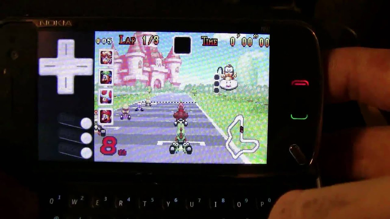 gpsp emulator for nokia 5230