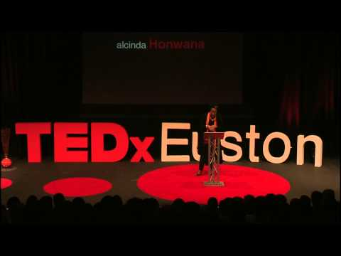 Africa in the hands of its youth -  Alcinda Honwana at TEDxEuston