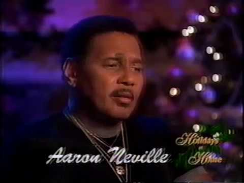 "AARON NEVILLE ""THE CHRISTMAS SONG"" - 1993 [114]"