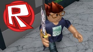 ROBLOX - Stab You with a Smile [Murder Mystery 2]