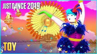 Just Dance 2019: TOY by Netta | Official Track Gameplay [US]
